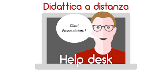 HELP DESK (SUPPORTO) REGISTRO ARGO, G-SUITE